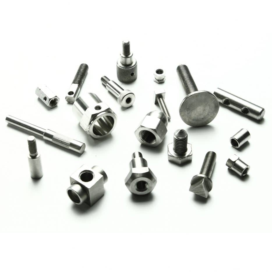 Stainless steel fasteners, specials