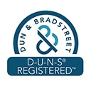 Duns & bradstreet registered