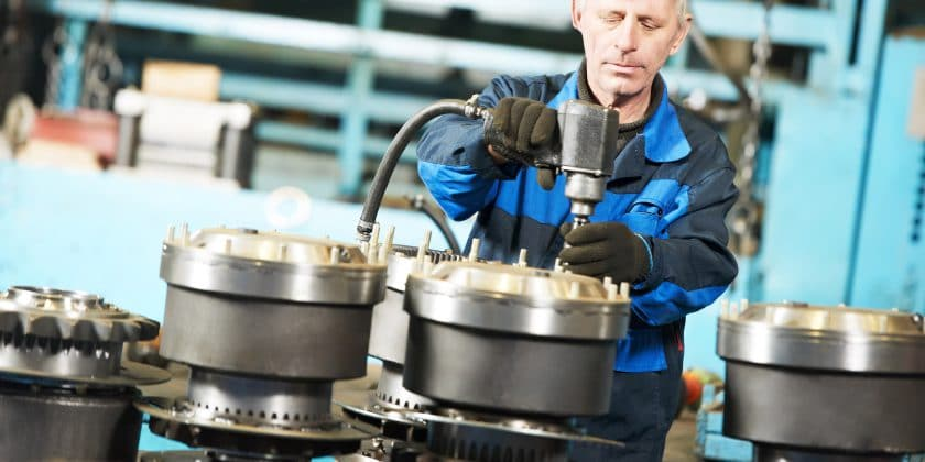 Assembling castings, forgings and bearings into one custom made product according to your specifications