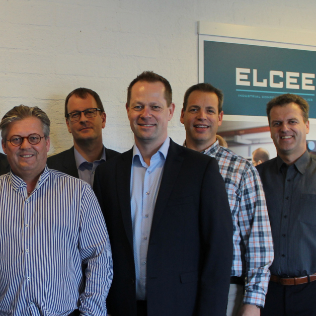 ELCEE international sales team