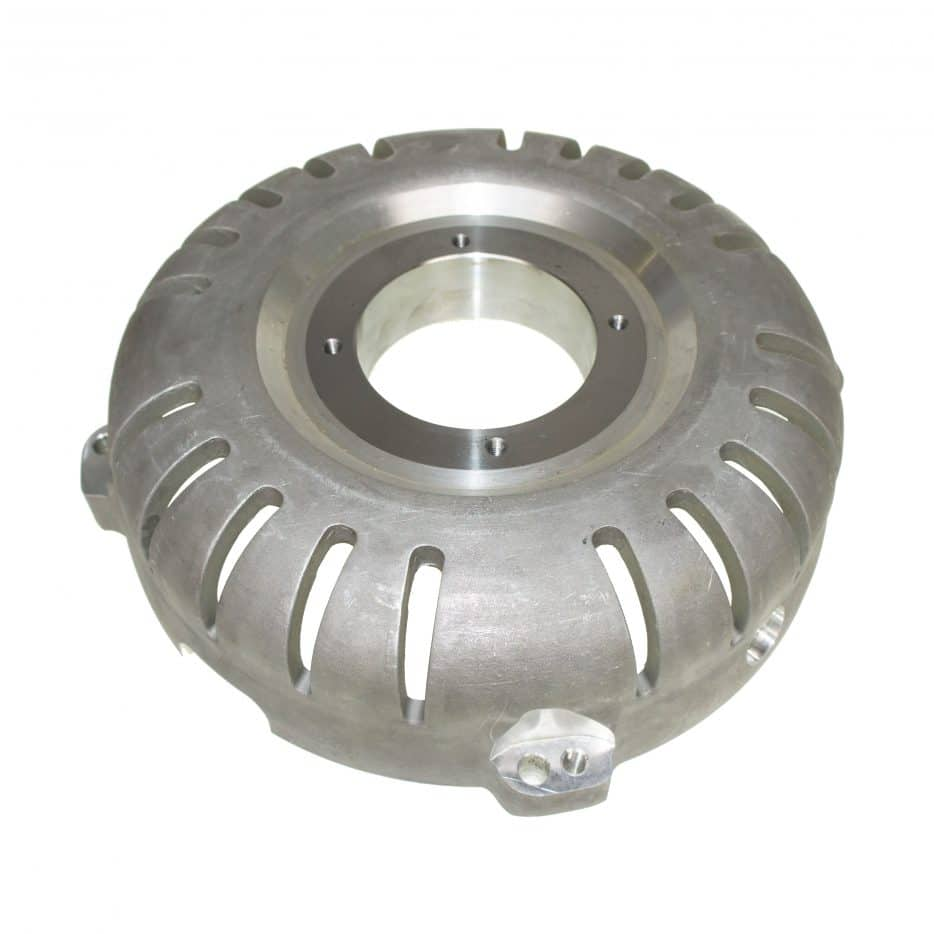Example product of low pressure die casting