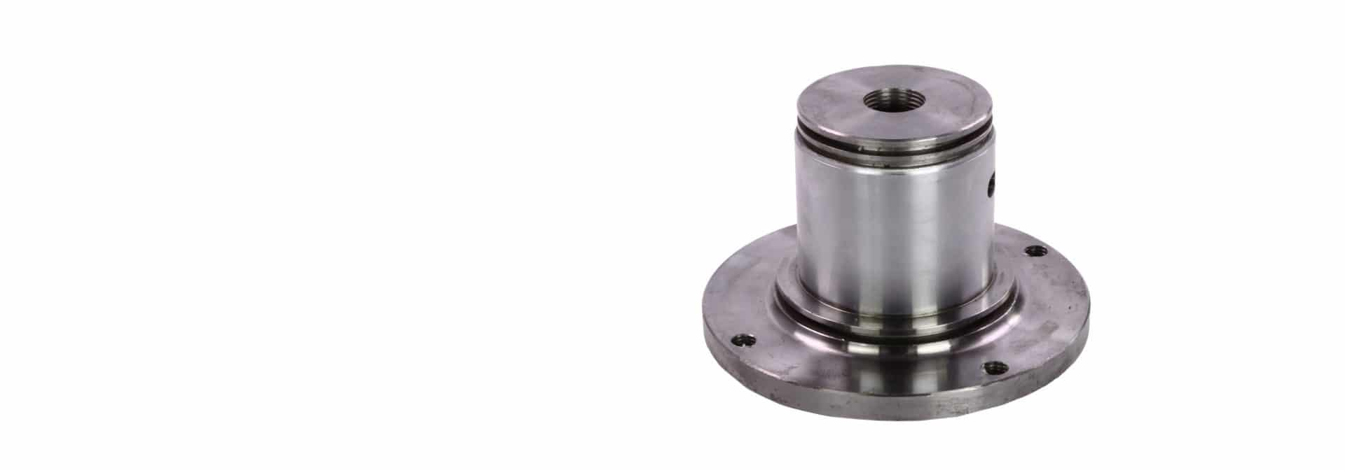 Product made by closed die forging