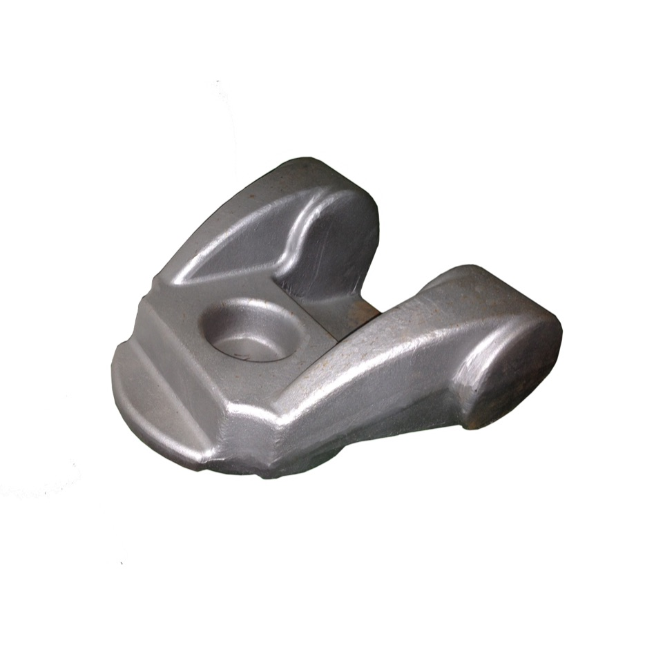 Closed die forging, forged product
