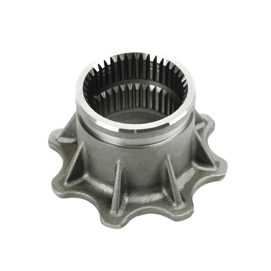 Investment casting highlight product example