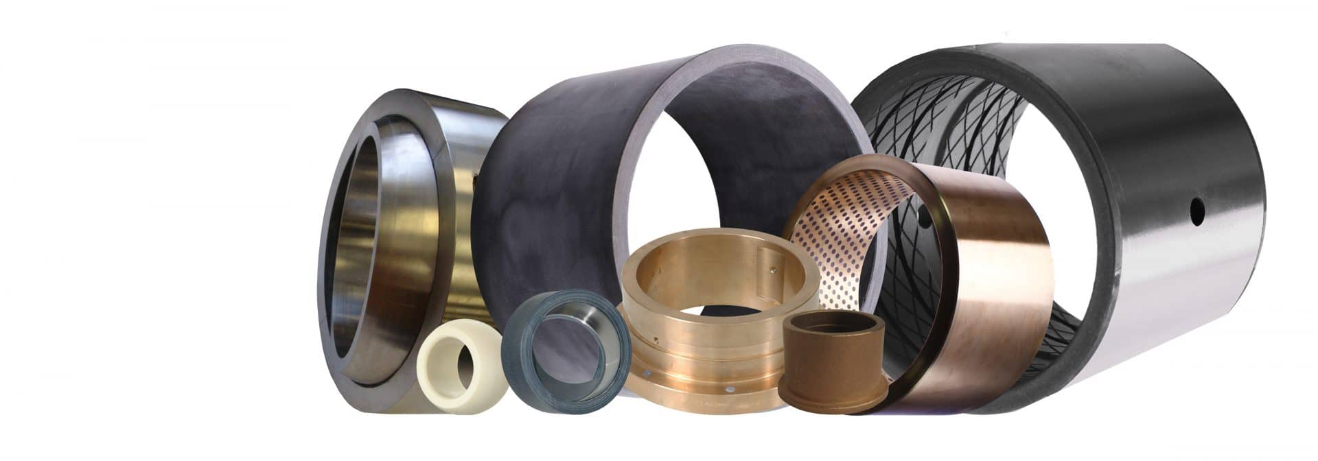 Various plain bearings from ELCEE