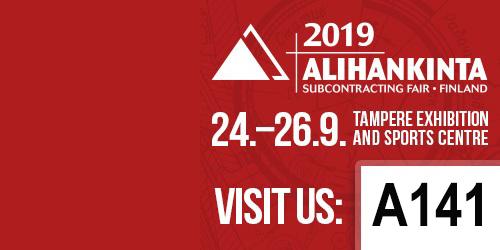 Alihankinta exhibition 2019