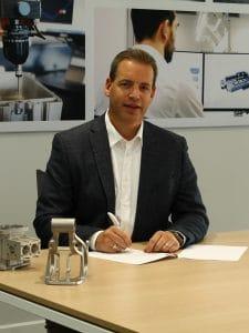 Marco Barendse Country director ELCEE Netherlands