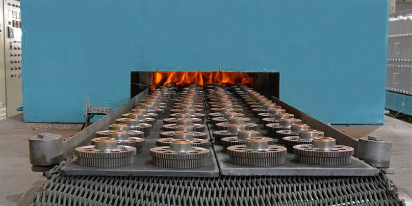 sintering manufacturing products with highly precise tolerances