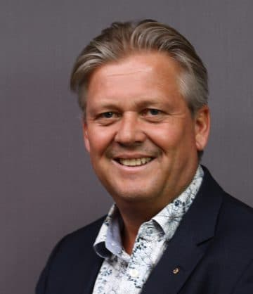 Peter Slijkhuis International sales director ELCEE