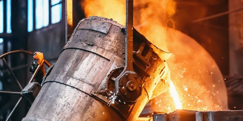 castings from various materials such as steel, stainless steel, aluminiun, iron and plastics