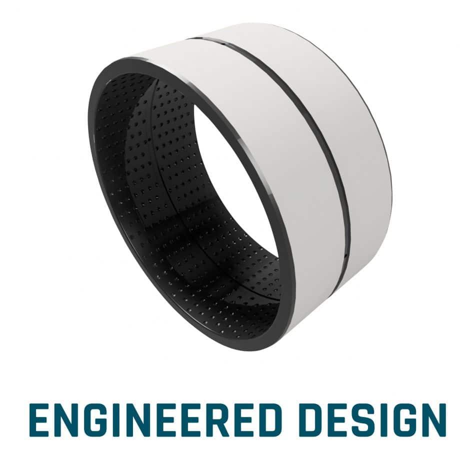 Engineered design plain bearing ELCEE