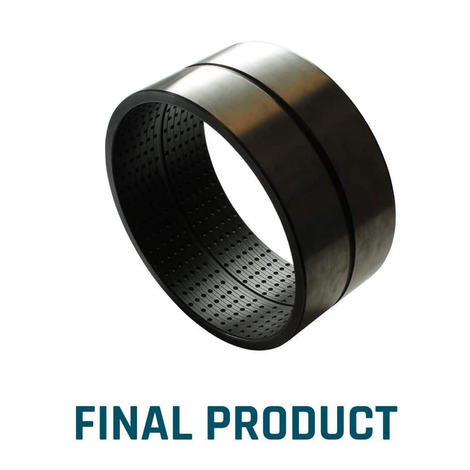 FINAL PRODUCT plain bearing ELCEE